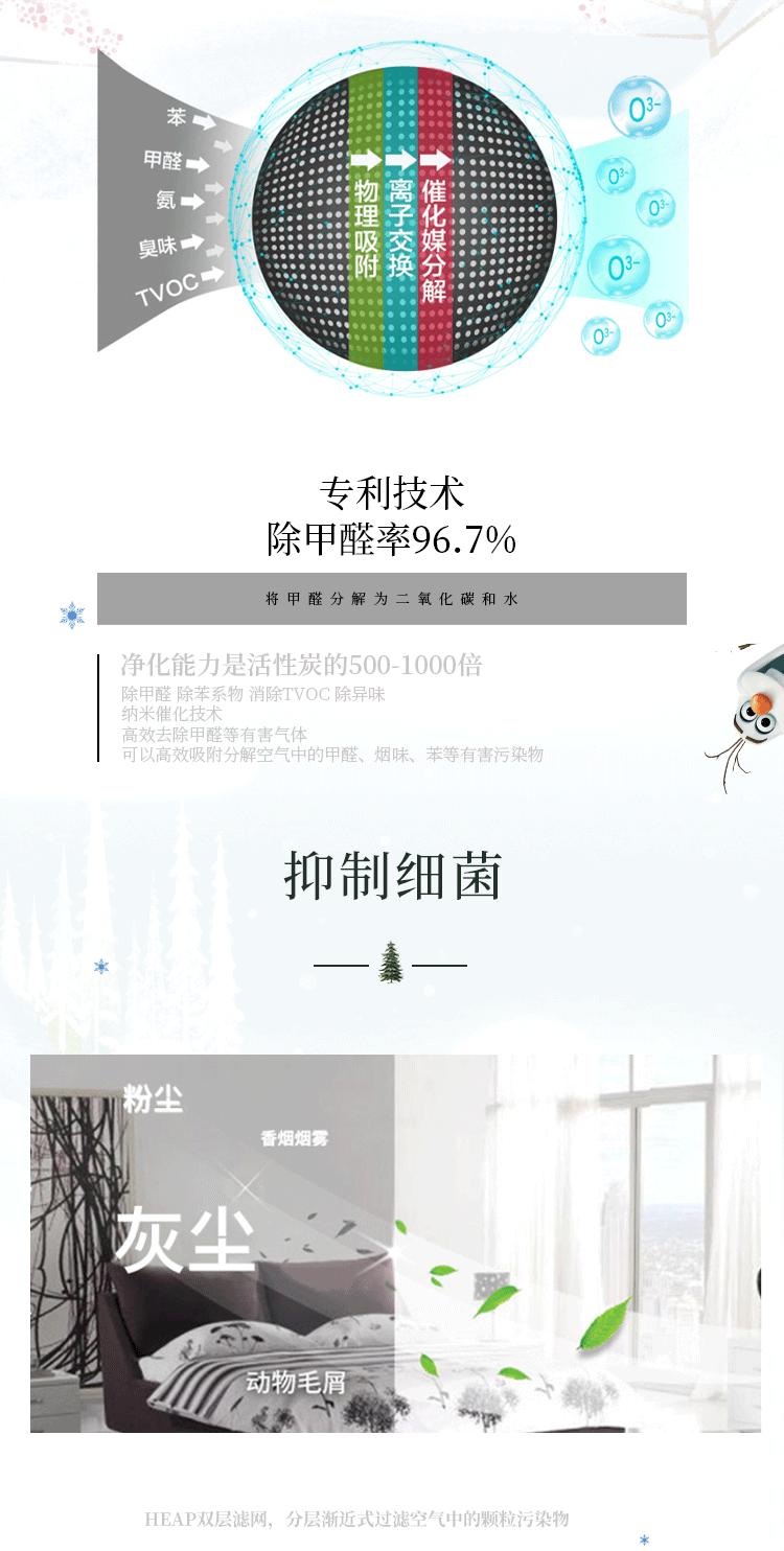 红松菓空调滤网详情页